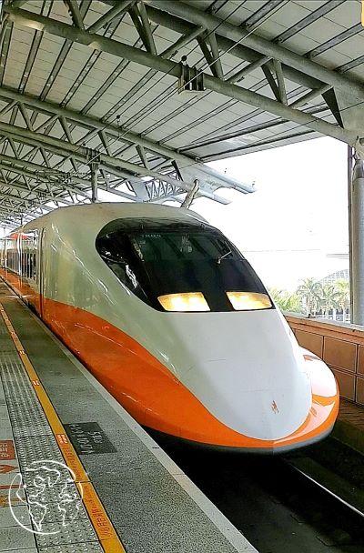 台北―台中の移動は台湾新幹線「高鐵」で