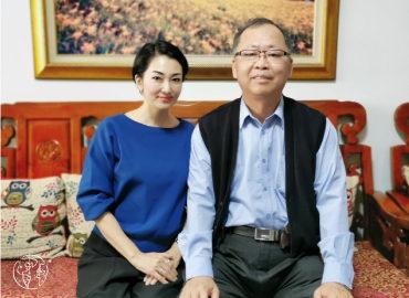 欽天四化派の紫微斗数 陳老師を台湾に訪ねました