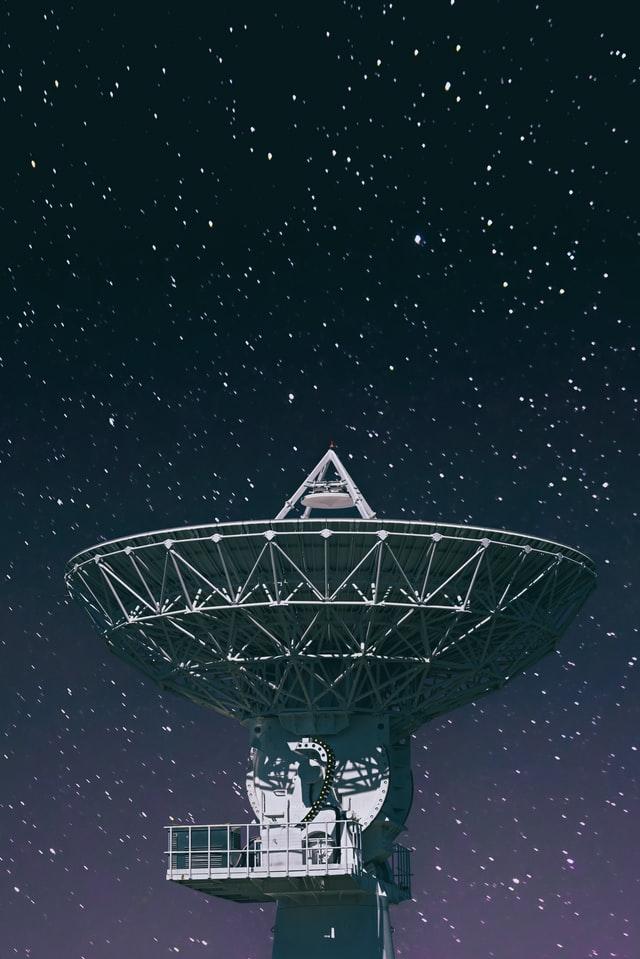天体観測の技術の発達